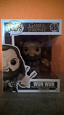 Funko Pop Wun Wun Game of Thrones Sonderedition ca. 15cm groß neu & unbespielt
