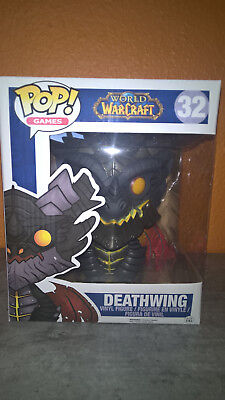 Funko Pop Deathwing World of Warcarft Sonderedition ca 15cm groß Neu &unbespielt