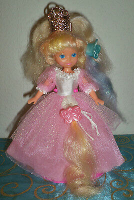 Lady Lockenlicht Lady Lovely Locks Sparkel Puppe RAR Vintage