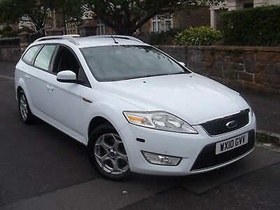 Ford Mondeo 10 Plate Estate 2X Fully Air Conditioned Purpose Built Dog Cages