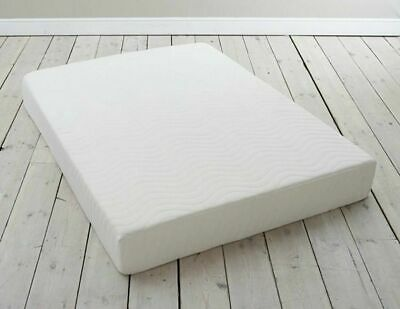 All Foam Mattress (No Springs) Memory Foam Orthopeadic Reflex Mattress 6""