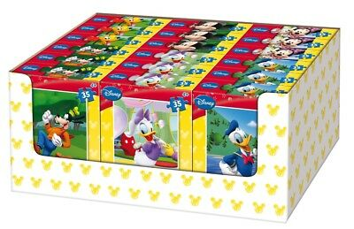 (KNG05166) - King Puzzles - Disney Mini - 35 Pc - Mickey Mouse Clubhouse