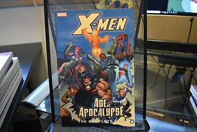 X-Men The Complete Age of Apocalypse Epic Volume 2 Marvel TPB HUGE 376 Pages AoA