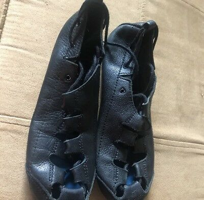 Irish Dance Soft Shoes Ghillies Fay's Size 3