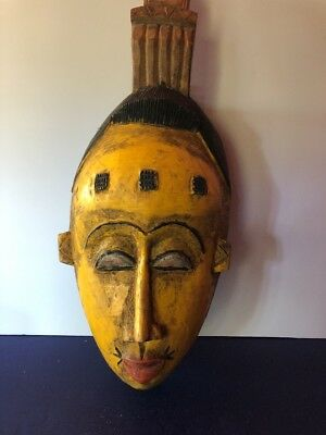 wooden mask carvings
