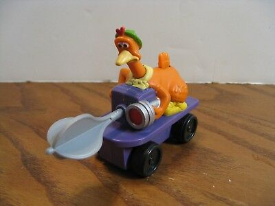 Burger King Kids Meal Toy - Chicken Run -Ginger's Eggstreme Escape - 2000