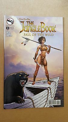 Gft Jungle Book: Fall Of The Wild #4 - Cover A