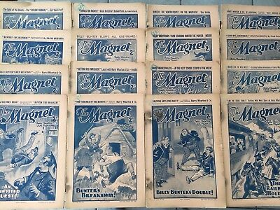 50 Copies The Magnet Pre War 1938 Comics Billy Bunters Own Paper