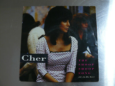 Cher The Shoop Shoop Song Vinyl