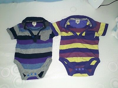 Boys Ted Baker Baby Boys Top Vest 3-6 months