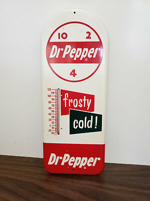 Vintage Dr Pepper Thermometer