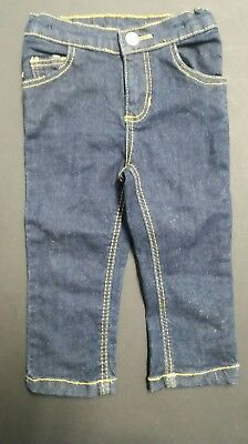 Girls 12 Months Jelly The Pug Jeans New With Tag