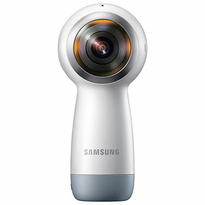NEW Samsung Gear 360 Real 360° 4K VR Action Camera 2017 Edition USA Version