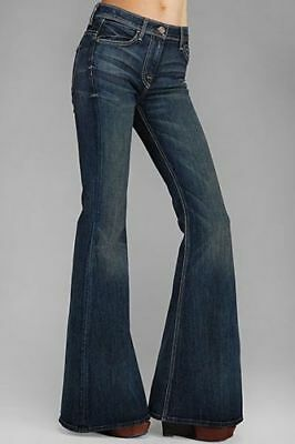 7 For All Mankind 'Vintage California' Bell Bottom Jeans. Size 25