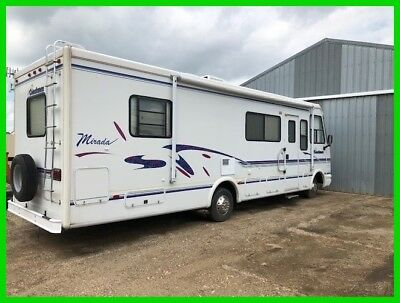 1991 Coachmen Mirada 300QB Class A Motorhome, RV, 31 Feet, 1 Awning, Sleeps 6