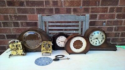 Clocks & clock movements clock case restoration & spare & repair