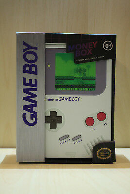 Nintendo Game Boy/GameBoy Spardose Money Box -- NEU! OVP!!