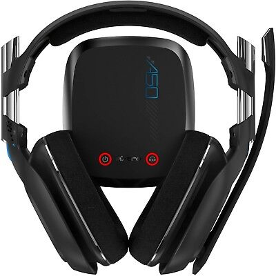 ASTRO Gaming A50 PS4 - Black Wireless Gaming Headset (Gen 2)