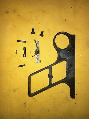 Benjamin Vintage Air Pistol Frame And Parts