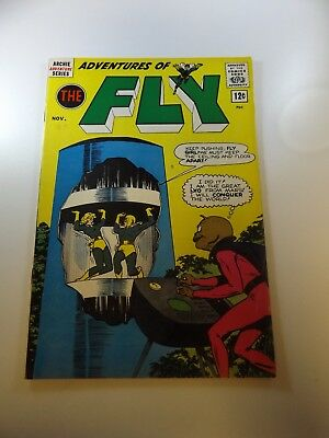 Adventures of the Fly #23 VG condition Huge auction going on now!