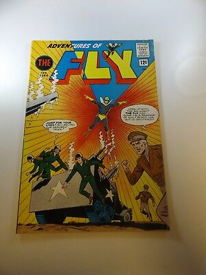 Adventures of the Fly #29 VG condition Free shipping on orders over $100.00!