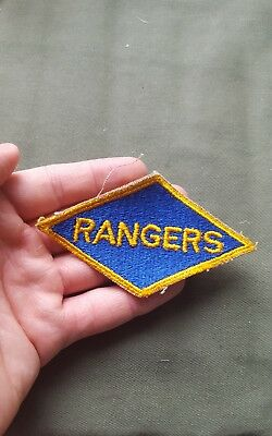 WWII US Army Rangers Patch