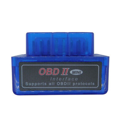 Wireless Bluetooth ELM327 OBD2 Car Auto Diagnostic Scan Tool Scanner for Android