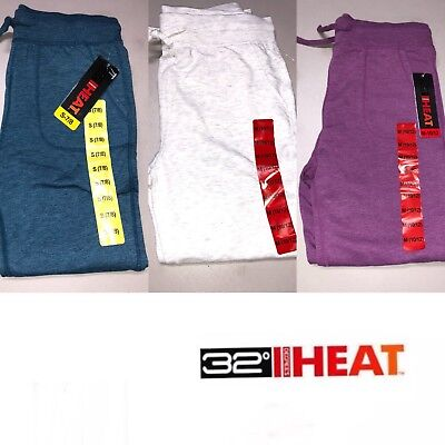 Girl's Weatherproof 32 Degrees HEAT Jogger Pant ! Athletic Or Lounge