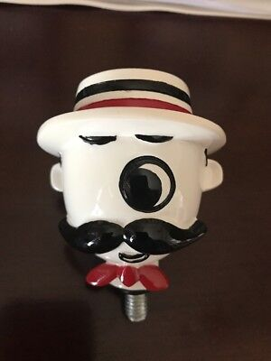 National Bohemian Natty Boh Summer Head Beer Tap Figural