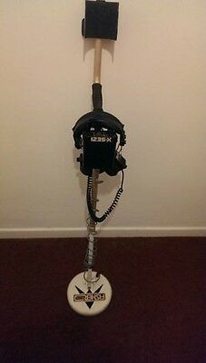 fisher 1235x metal detector