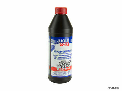 Gear Oil LIQUI MOLY SAE 85W-90 GL-5 # 20010   MB BMW & Various Apps  1 LITER