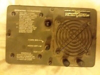 Chemical Agent Detector Remote Alarm chemical warfare