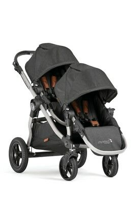 Baby Jogger City Select Double Stroller Anniversary Edition (2018)