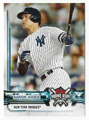 2018 Topps Series 2 Home Run Challenge Code Unused ~ Pick Your Card(s) From List