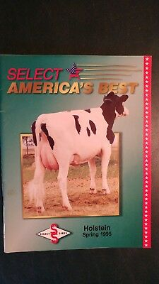Select Sires Inc. 1995 Holstein Dairy Cattle Sire Directory