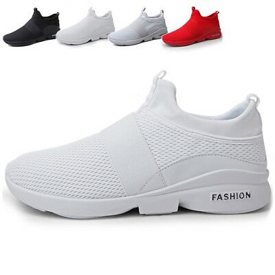 Men's Outdoor Running Sports Shoes Breathable Popular Athletic Casual Sneakers