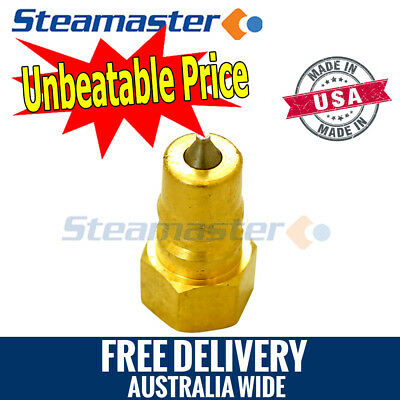 CARPET STEAM CLEANING MACHINE - WHOLESALE ¼ Male Carpet Cleaning Couplers