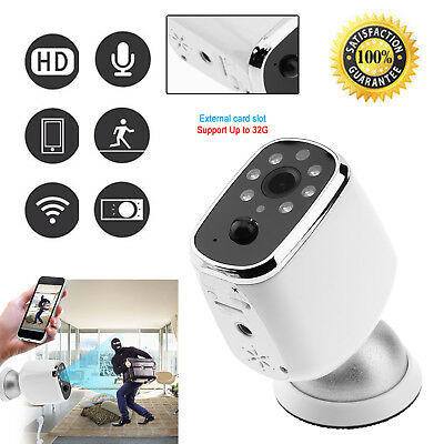 Anytex HD WiFi Wireless IP Camera PIR Battery Power Security Network Webcam Lot