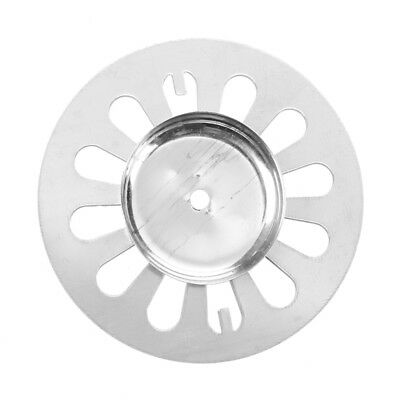 Stainless Steel Round Floor Drain Strainer Cover for Bathroom L3F3 WQ