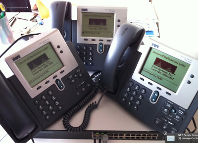 Cisco IP Business 7940G Phone