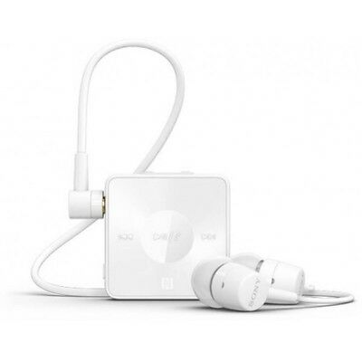 Sony SBH20 NFC Bluetooth In Ear Stereo Headset White