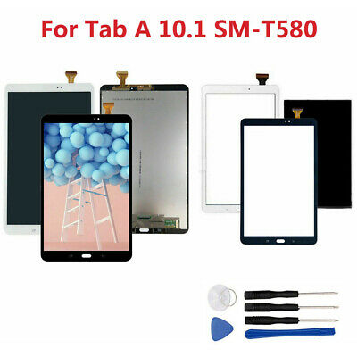 Für Samsung Galaxy Tab A 10.1 SM-T580 T585 replace LCD Display Touch Screen RHN