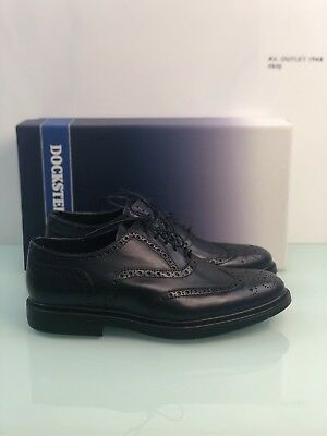 STRINGATA IN PELLE Blu Docksteps Light Tech Uomo Numero 42