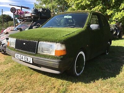 Grass Car, Road Legal Promotional Vehicle, 29k Miles, AstroTurf, lawn / garden