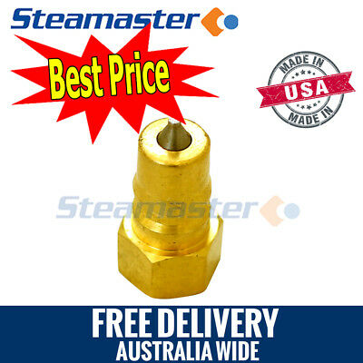 Steam Cleaning Products WHOLESALE ¼ Male Carpet Cleaning Hose Fittings