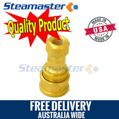 Steam Cleaning Products WHOLESALE ¼ Female Carpet Cleaning Hose Fittings
