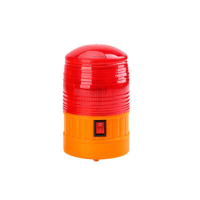 Magnetic Warning Flashing Light Battery Law Enforcement Beacon Hazard -Red