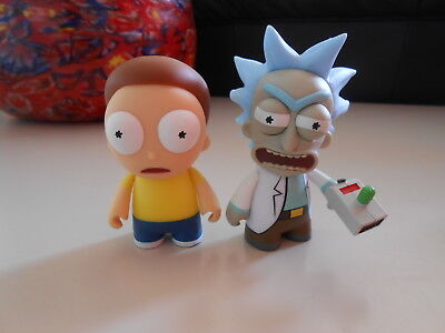 Kidrobot x Adult Swim Series 2 Rick & Morty - Simpsons, Futurama, South Park