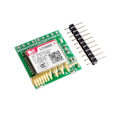 SIM800C GSM GPRS STM32 Microcontroller 51 Bluetooth High TTS Replace SIM800L