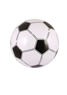 40cm INFLATABLE FOOTBALL Soccer Ball Beach Sports Party Prop Kids Toy Blow Up